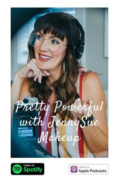 Beauty blogger Jennifer Duvall (JennySue Makeup) shares female focused interview style conversations with other entrepreneurs. Season 2 is focusing on beauty tips, social media promotion, makeup suggestions and more.  Located in Athens, Georgia, Jennifer is a wife, mom and small business owner who is passionate about makeup. #podcast #womeninbusines #podcastsforwomen #femaleentrepreneurs Beauty Tips, Beauty Hacks, Athens Georgia, Interview Style, Season 2, Business Women, Makeup Tips, Promotion, Social Media