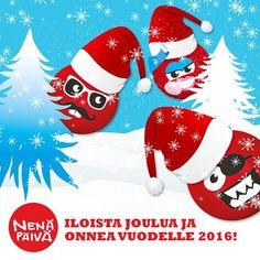 Nenäpäivä @Nenapaiva_FI 10 min10 minuuttia sitten  Nenätoimisto kiittää vuodesta 2015! Tätä kaikkea tuemme jälleen yhdessä: http://www.nenapaiva.fi/keitaautamme  #nenäpäivä #joulu