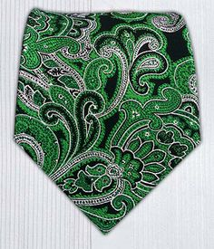 Paisley Tie $15, good idea for little purple ties for guys