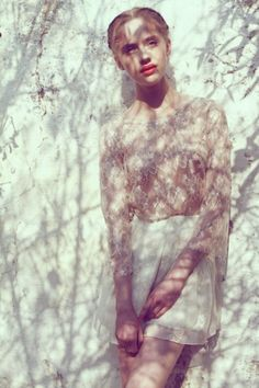 Ethereal editorial fashion beauty fantasy fairytale