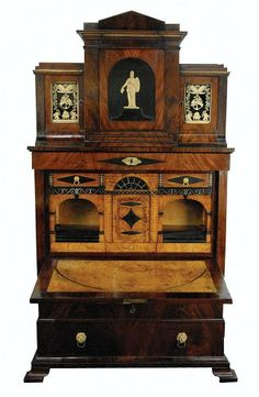 Biedermeier...oh...the letters I would write...