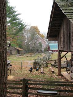 Museum of Appalachia; Tennessee #livinghistory #appalachia #farm