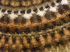 "Bohus pattern ""Tobak"" (""Tobacco""). From http://kristina-lakris.blogspot.com/2012/01/tobak.html"