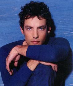 Jakob Dylan - Bob Dylan's son has some amazing eyes.