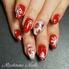 #christmasnails #nails