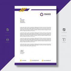 Millions of Free Graphic Resources. Company Letterhead Template, Letterhead Sample, Invoice Design Template, Brochure Template, Letterhead Design Inspiration, Angelic Symbols, Corporate Identity Design, Business Company, Book Cover Design