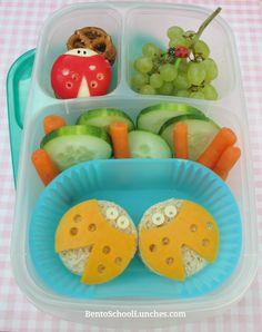 Gezonde Lunch Om Mee Naar School Te Nemen