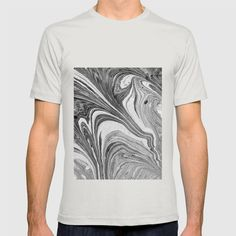 marbling 07 T-shirt