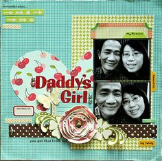 October Afternoon Wkshp - Daddy's Girl