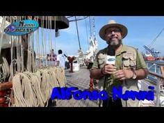 Buque Escuela UNIÓN visita el puerto de Veracruz