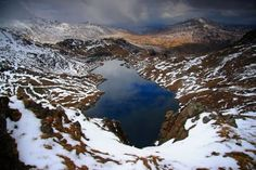 Snowdon Mountain, Wales, it is beautiful in the winter. Miss the UK Love The Earth, Winter Images, Holiday Places, Snowdonia, I Want To Travel, Winter Landscape, Winter Travel, So Little Time, Dream Vacations