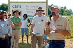The Center for Environmental Farming Systems -- a partnership of NC State University, NC A State University and the NC Department of Agriculture & Consumer Services -- keeps adding to its record of successes.