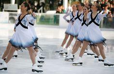 The Haydenettes, Synchronized Skating, Lexington, MA,