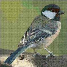 Cross Stitch | Bird xstitch Chart | Design