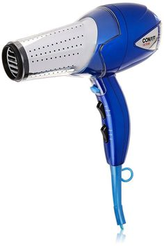 Infiniti Pro by Conair 1875 Watt Translucent Styler, Blue >>> Quickly view this special  product, click the image : Travel Hair care