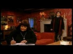 Richard speaks a bit about The Story of Dibley ~ This show was hilarious!  (Behind the Scenes) - YouTube