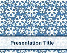 Frozen PowerPoint Template