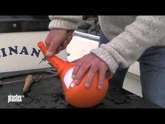 EKOsuppilo saatavilla! :) Mullistava suppilo, josta ei tipu bensiiniä veteen! Sopii niin isoille veneille kuin pienkoneillekkin! Valmistettu Suomessa