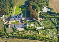 Les jardins de la Chatonnière