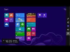 Windows 8 - Teil 4: Microsoft-Konto und Skydrive - YouTube