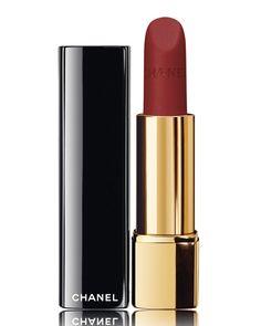 <b>ROUGE ALLURE VELVET - LE ROUGE COLLECTION N°1</b><br>Intense Long-Wear Lip Colour