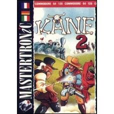Kane 2 for Commodore 64 from Mastertronic