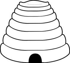 beehive coloring page educational tools for success pinterest
