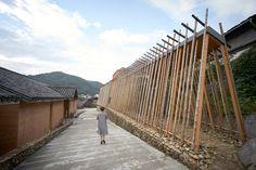 เปิดตัวหมู่บ้านดีไซน์ล้ำ เพราะสถาปัตยกรรมเกือบทั้งหมด มีส่วนประกอบหลักเป็นไม้ไผ่!! | CatDumb.com - แคทดั๊มบ์ดอทคอม