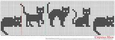 New knitting charts cat fair isles Ideas hat free fair isles Subversive Cross Stitches, Cat Cross Stitches, Cross Stitch Bookmarks, Cross Stitch Charts, Cross Stitch Designs, Cross Stitching, Cross Stitch Patterns, Fair Isle Knitting Patterns, Knitting Charts