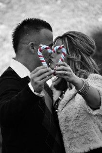 Christmas Winter Wedding Photography ♥ Picture of Love