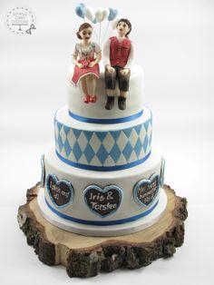 Wedding Cake bayrische Hochzeitstorte