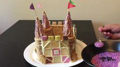 Kekseistä koottu kakku ratkaisee monen äidin ikuisuusongelman. Birthday Candles