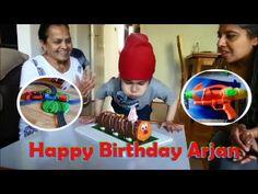 Arjans Birthday