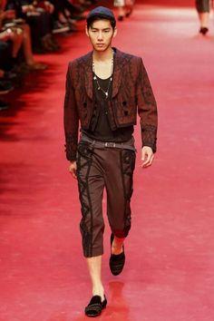 94027d71c0c Dolce   Gabbana Menswear Spring Summer 2015 Milan