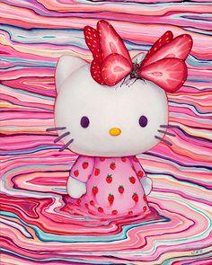 Kitty Berry Kiss Kiss by camilladerrico.deviantart.com on @deviantART