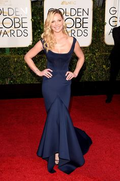 One of my body doubles, Katherine Heigl, looking fly at the Golden Globes 2015