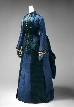 Dress  1880s  The Metropolitan Museum of Art