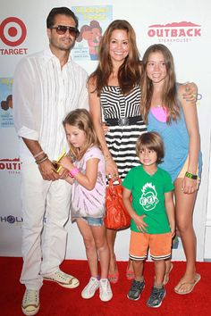 Brooke Burke, Laila Ali bring their cute kids to My Brother Charlie Family Fun Festival