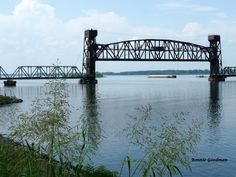 Decatur Railroad Bridge  Decatur, Alabama