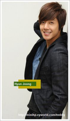 Kim Hyun Joong 김현중 ♡ Kdrama ♡ Kpop ♡ Playful Kiss ♡