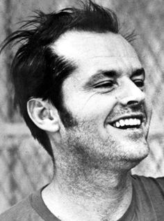 _A photo of Jack Nicholson in One Flew Over the Cuckoo's Nest (Film; Jack Nicholson, Hollywood Stars, Old Hollywood, You Don't Know Jack, Photo Star, Mo S, Best Actor, Famous Faces, American Actors