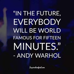 Andy Warhol is one of the most iconic artists of the as well as the leading figure in the pop art movement. Here are the best Andy Warhol quotes. Andy Warhol Quotes, Favorite Quotes, Philosophy, Inspirational Quotes, Writing, Seventeen, Life, Life Coach Quotes, Inspiring Quotes