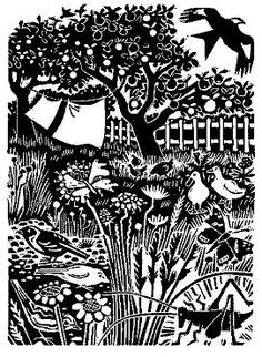 Carry Akroyd - Painter & Printmaker - Linocut