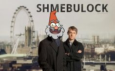 Shmebulock holmes, and this is my partner john