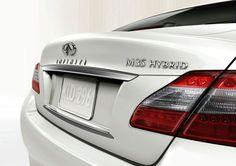 2012 Infiniti M35 Hybrid - Rear View #infiniti #m35 #hybrid #sedan #cars #auto #luxury #BennettInfiniti #allentown #wilkesbarre #pennsylvania
