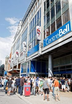 Bell Centre, Montreal Canadiens #hockey