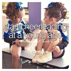 My child will be starting cheer at a young age! Cheer Sayings, Cheer Quotes, Sport Quotes, Quotes Quotes, Motivational Quotes, Cheer Coaches, Cheer Mom, Cheer Pictures, Cheer Pics