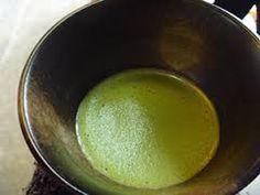 (F)お茶はきめ細かくたてることで美味しさが増します。(茶道の経験より)