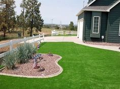 Synthetic grass is developed to look and feel just like all-natural grass. The kind of material utilized in its building and construction has a whole lot to do with the method it looks, . Read Best Artificial Grass Ideas, You Should Put on Your Lawn Best Artificial Grass, Fake Grass, Backyard Ideas For Small Yards, Small Backyard Patio, Texas Landscaping, Front Yard Landscaping, Landscaping Ideas, Fake Lawn, Artificial Grass Installation