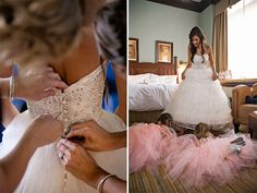 You Will Love This First Look Tip For Keeping Your Dress a Surprise / Alante Photography via StyleUnveiled.com